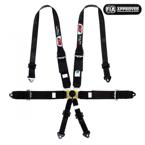 6 Point HANS Harness Lightweight