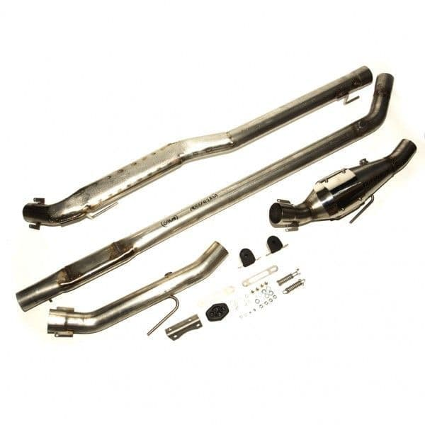 Evo X R4 65mm Exhaust System/Parts