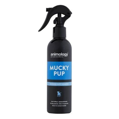Animology Mucky Pup No Rinse Shampoo 250ml