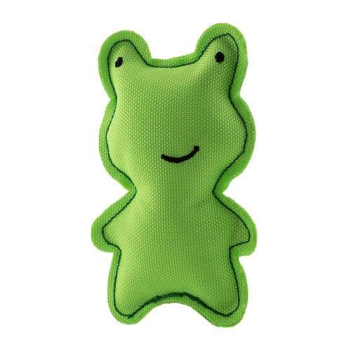 Beco Catnip Toy Frog