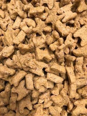 Betty Miller Cheese Little Bones Dog Treats 500g