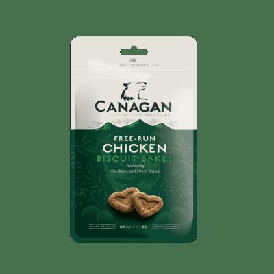 Canagan Dog Treats: Chicken Biscuit Bakes 150g