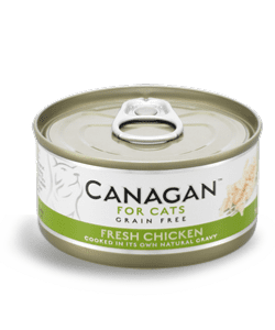Canagan Wet Cat Food: Fresh Chicken 12x75g