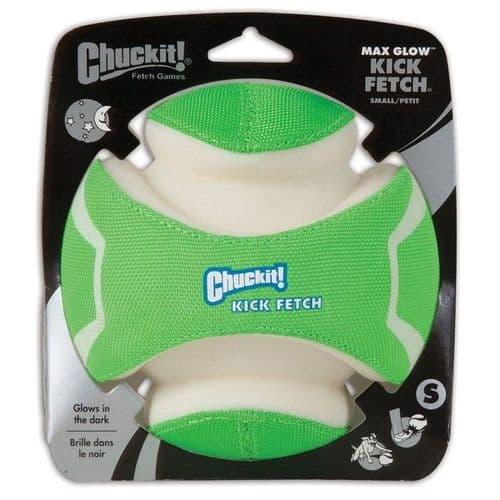 Chuckit! Max Glow Kick Fetch Small