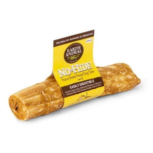 Earth Animal No Hide Peanut Butter Medium Chew 60g