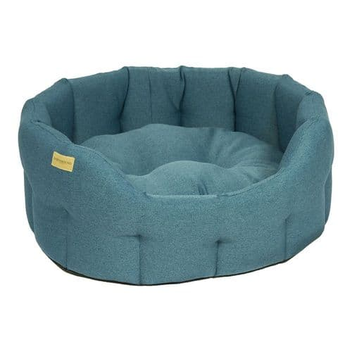 Earthbound Classic Camden Bed Teal