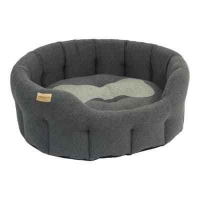 Earthbound Classic Poly Bone Bed Grey
