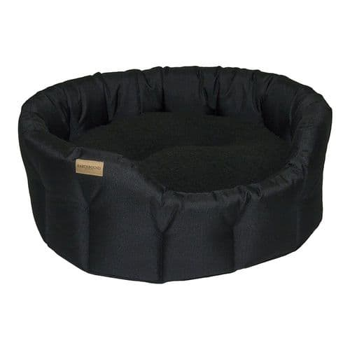 Earthbound Classic Waterproof Bed Black