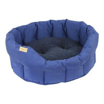 Earthbound Classic Waterproof Bed Navy