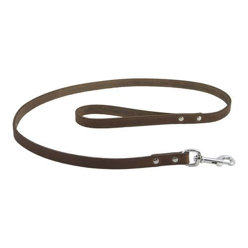 Earthbound Soft Country Leather Brown Lead