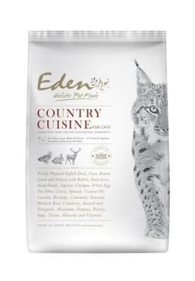 Eden Cat Food: 85/15 Country Cuisine