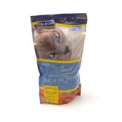 Fish4Cats Dry Food: Finest Complete Salmon