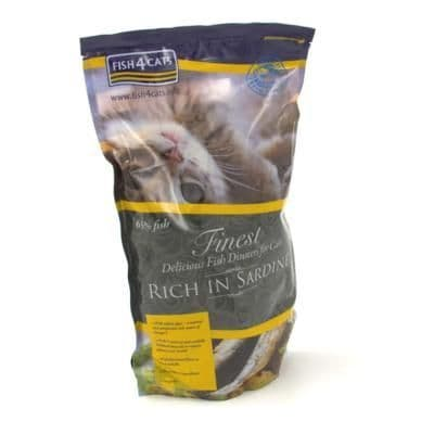 Fish4Cats Dry Food: Finest Complete Sardine