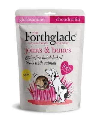 Forthglade Treats Joints & Bones Salmon with Glucosamine 150g