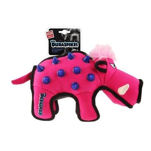 GiGwi Duraspikes Extra Durable Wild Boar Pink