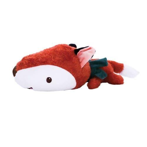Happy Pet Big Head Bottle Cruncher Fox