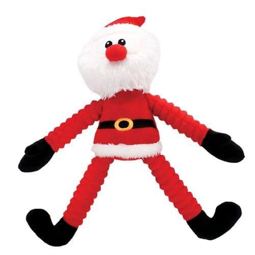 Happy Pet Cordy Crew Santa