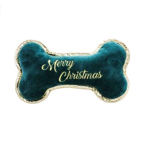 Happy Pet Merry Christmas Bone