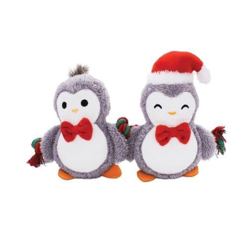 Happy Pet Penguin Rope Duo