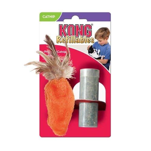 KONG Cat Refillables Carrot