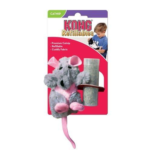 KONG Cat Refillables Rat