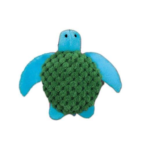 KONG Catnip Refillables Turtle