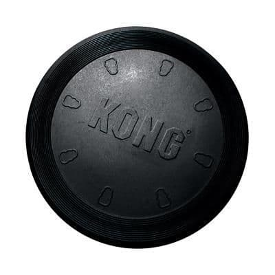 KONG Extreme Black Flyer Large