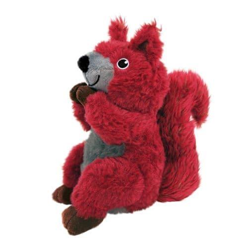 KONG Shakers Passports Red Squirrel Medium