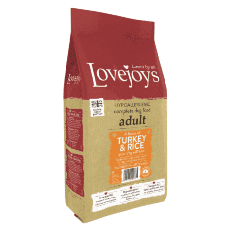 Lovejoys Dog Food
