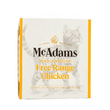 McAdams Cat Food