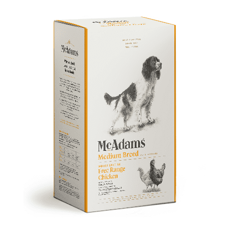 McAdams Dog Food
