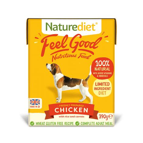 NatureDiet Dog Food