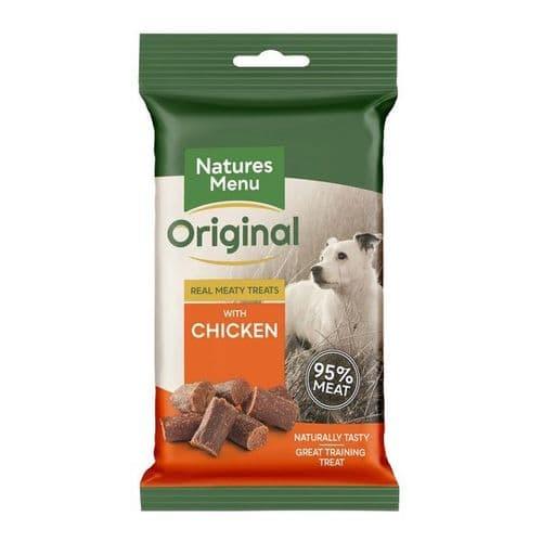 Natures Menu Dog Treats: Chicken 60g