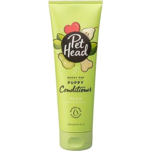 Pet Head Mucky Puppy Conditioner 250ml