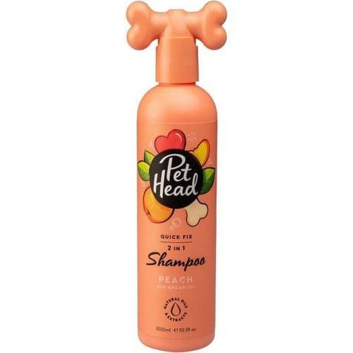 Pet Head Quick Fix 2in1 Shampoo 300ml