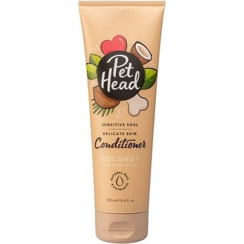 Pet Head Sensitive Soul Conditioner 250ml