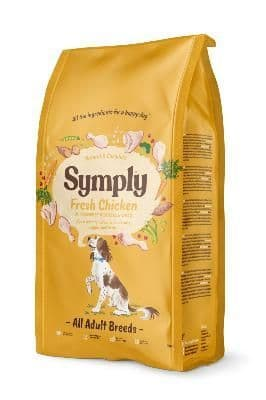 Symply Dog Food: Adult Fresh Chicken & Potato