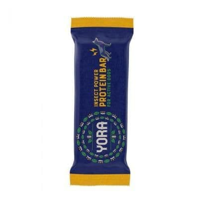 YORA Insect Powder Protein Bar 35g