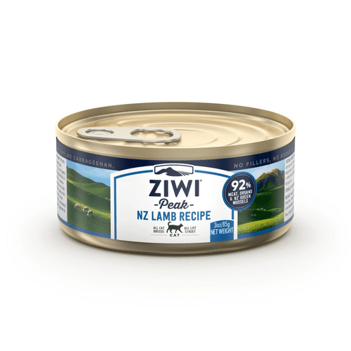 Ziwi Peak Wet Cat Food: Lamb Recipe 85g