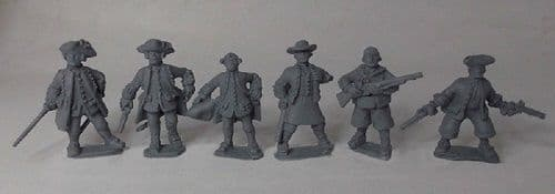 C18 NAV1 18th Century Sailors Command & Characters