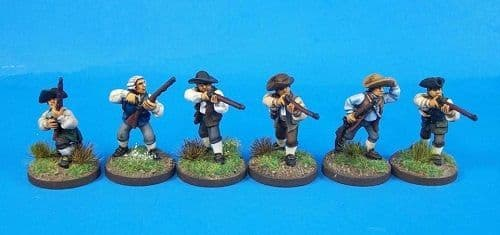 FIW AAC2 Anglo-American Civilians Settlers Defending 2