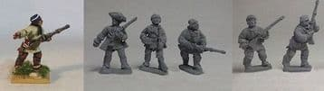 FIW FCF3 Compagnies Franches de la Marine Command in Canadian/Outpost Clothes