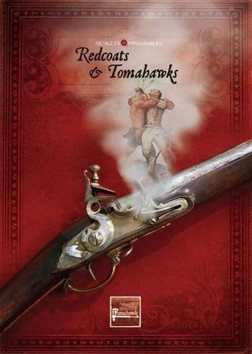 Redcoats & Tomahawks Supplement for Muskets and Tomahawks II