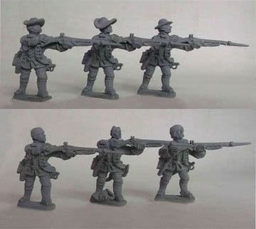 SYW/FIW B06 British Line Inf – Push Your Bayonet 2