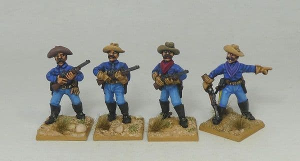 TWR USC2 Dismounted 1880s US Cavalry Troopers 2