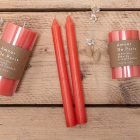 Amour de Paris Scented Tapered Candles