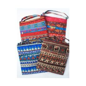 Bohemian Print Shoulder Bag