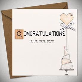 Congratulations to the Happy Couple