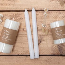 Cote D'Azur Scented Tapered Candles