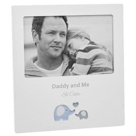 Daddy and Me Picture Photo Frame